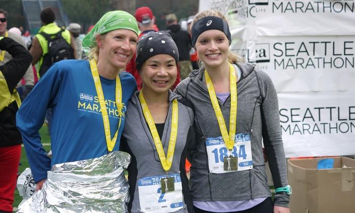 Seattle Marathon Running Coaching