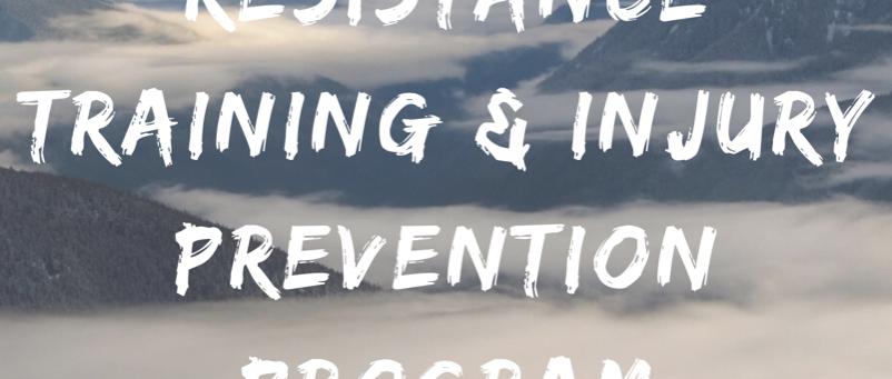 12 Week Downhill Resistance & Injury Prevention Program