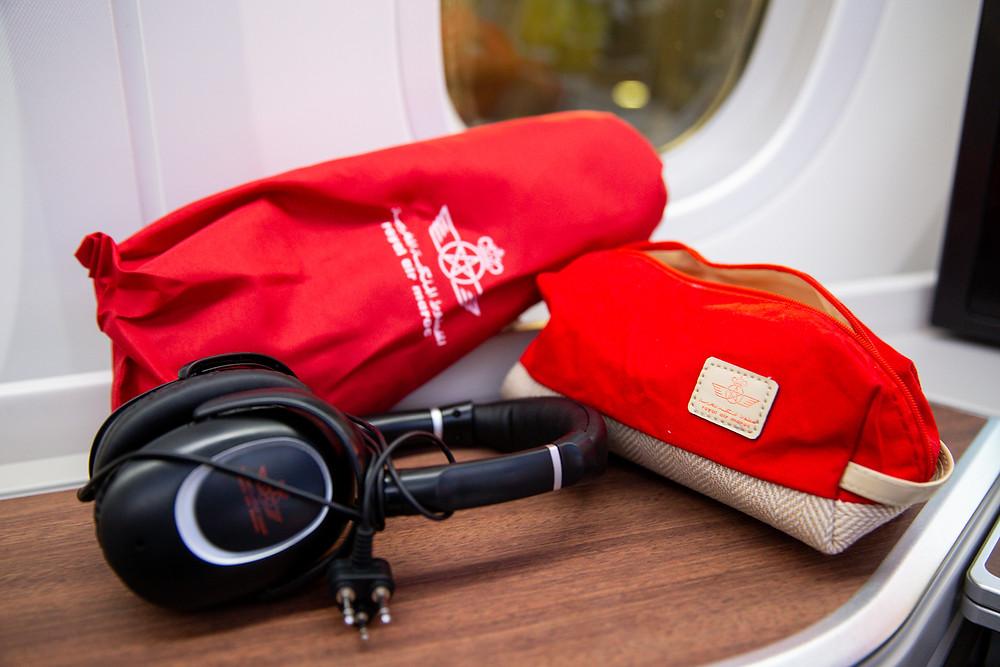 Royal Air Morac Amenity Kit