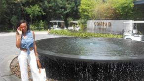 Hotel Review- Conrad Koh Samui