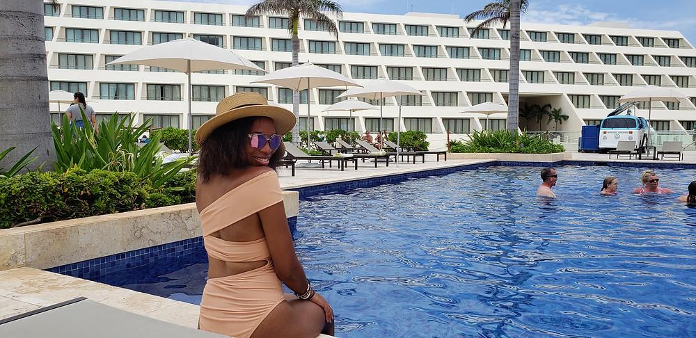 Points Diva Hyatt Ziva Cancun Beach