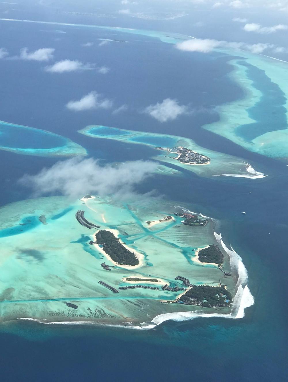 Gorgeous Views From Seaplane