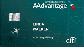 American Airlines MileUp- Beginner's Credit Card