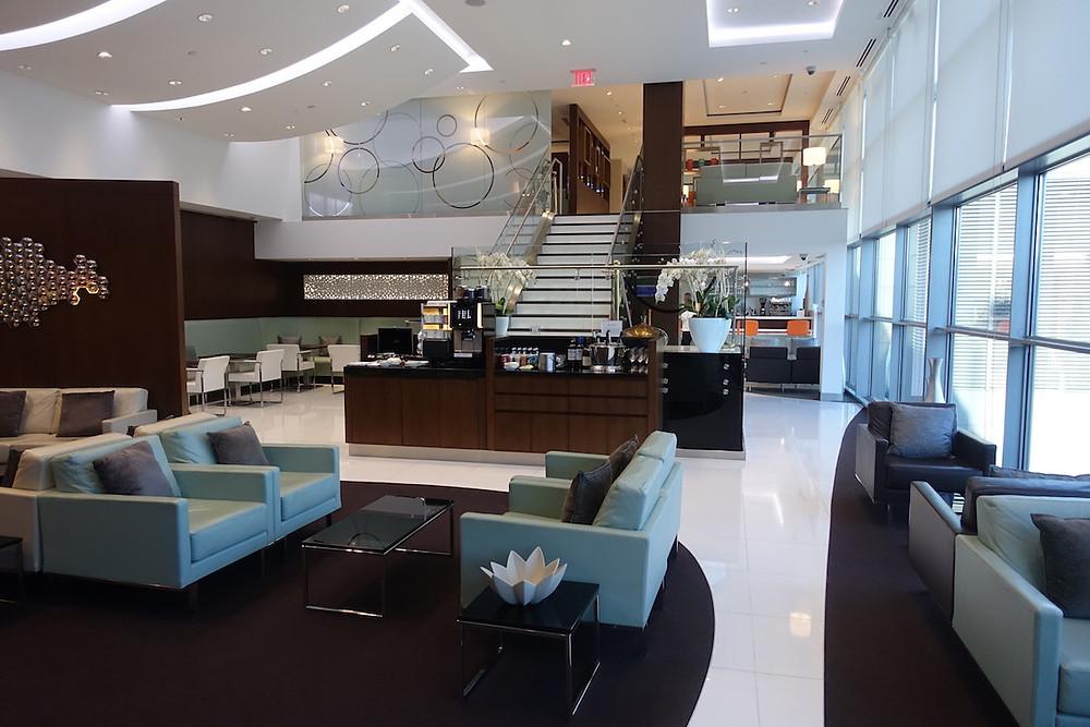 Etihad Lounge- Washington, D.C.