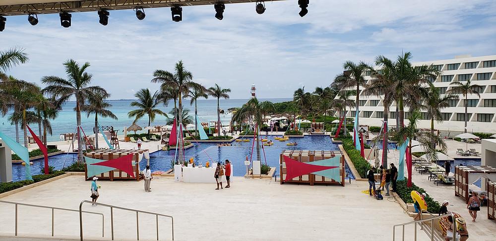 Hyatt Ziva Cancun Property