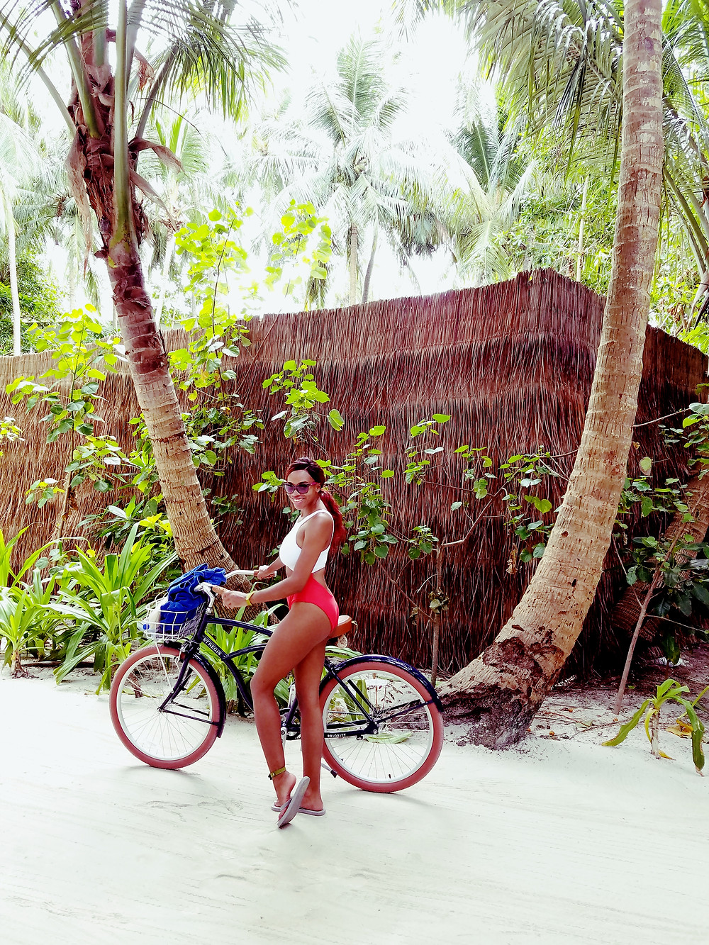 Daily Bike Rides Around The Property