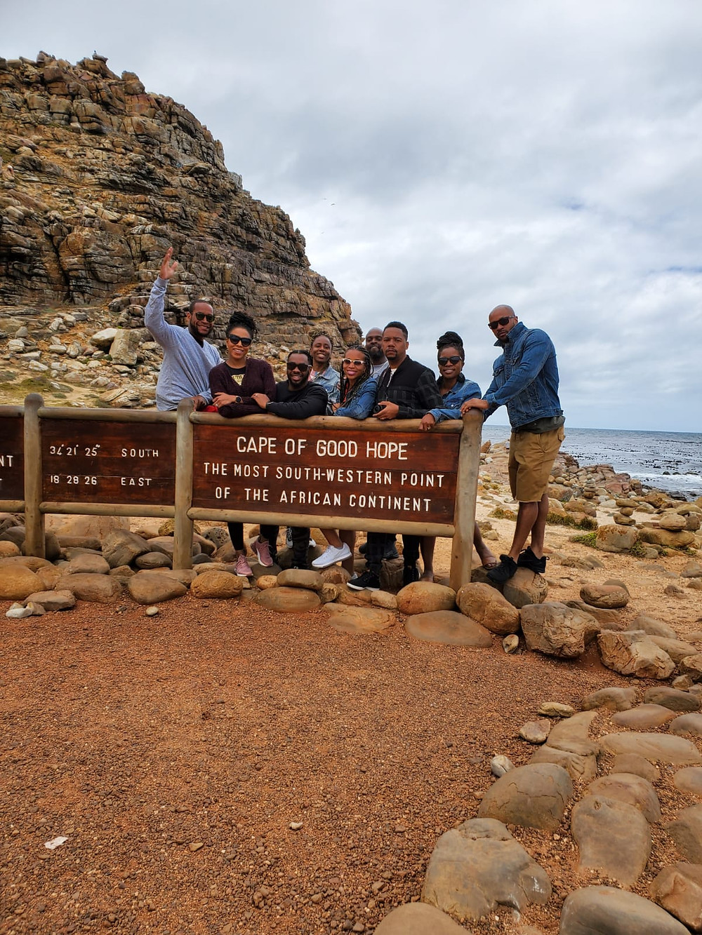 Points Diva- Cape of Good Hope Southernmost tip