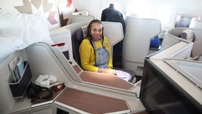 Review: Royal Air Morac| Business Class Flight
