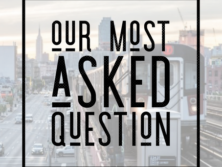 Our Most Asked Question