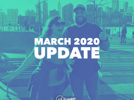 March 2020 - Ministry Update