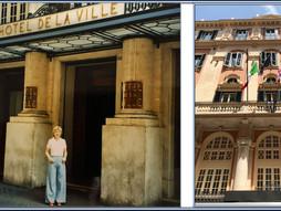 HOTEL DE LA VILLE...déjà vu