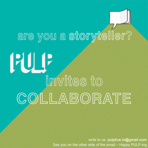 PULP invites to Collaborate