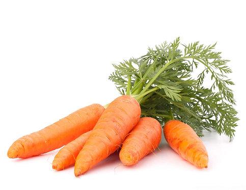 Cenoura com rama |1kg
