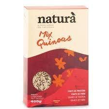 Mix de Quinoas natura |400gr