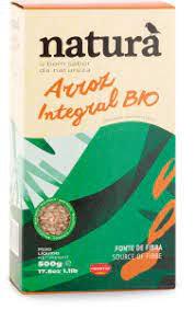 Arroz integral Bio  500gr