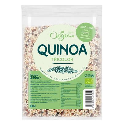 Quinoa tricolor Bio Origens |250gr