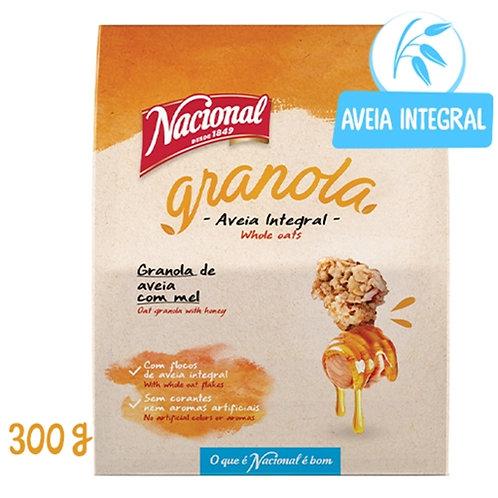 Granola de Aveia e Mel Nacional |300gr