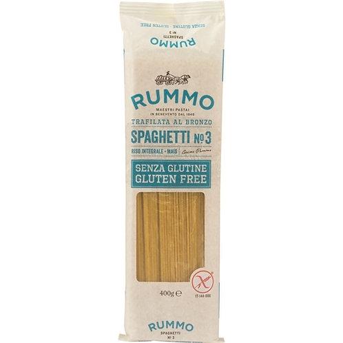Massa esparguete S/Gluten Rummo |400gr
