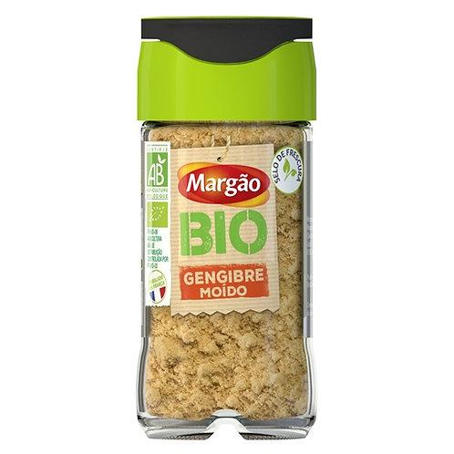 Gengibre Moído Margão Bio |32gr