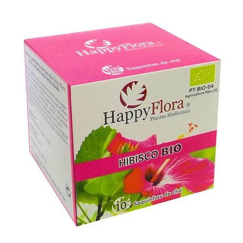 Chá Hibisco HappyFlora |10un