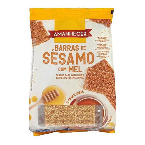 Barras de Cereais Sésamo com Mel Amanhecer |150g