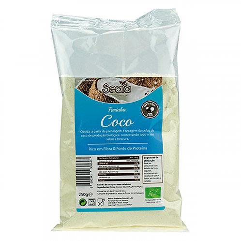 Farinha Coco Seara |250gr