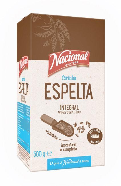 Farinha de Espelta Integral Nacional |500gr