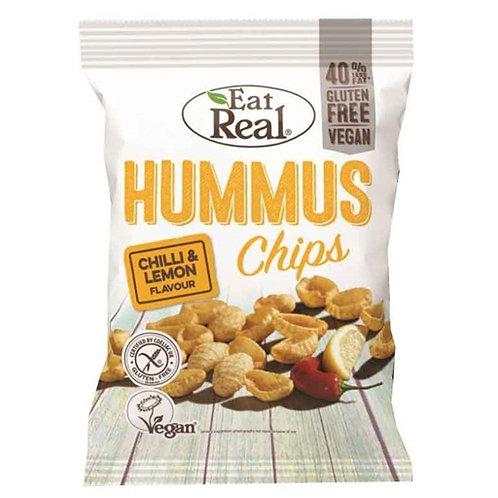 Aperitivos Hummus Chili e Limão |135gr