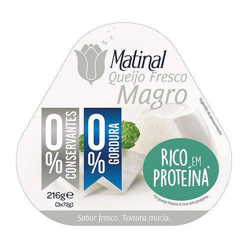 Queijo Fresco Matinal Magro |3*72gr