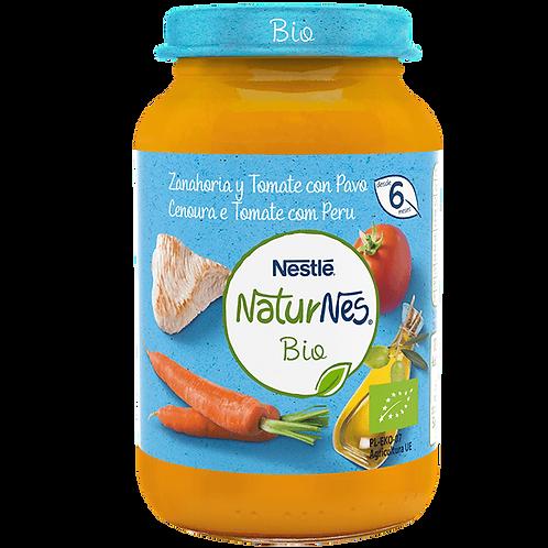 NaturNes Bio Cenoura Tomate Peru |190gr