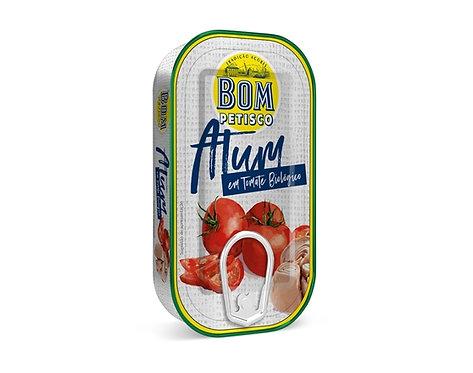 Atum bom petisco em tomate 120gr