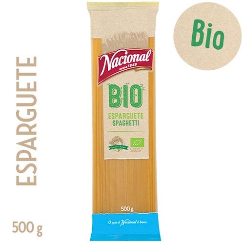 Esparguete Nacional bio |500gr
