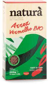 Arroz vermelho Bio  500gr