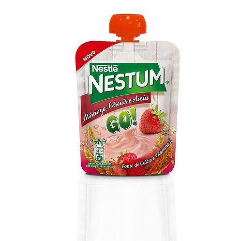 Nestum Go Morango|cereais|aveia |80gr