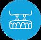 Protese fixa no Porto sobre implantes com carga imediata dentes fixos para substituir protese flexivel