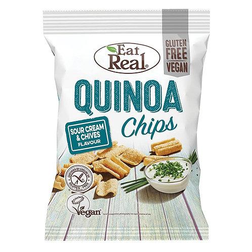 Aperitivos Quinoa Eat Real  |135gr