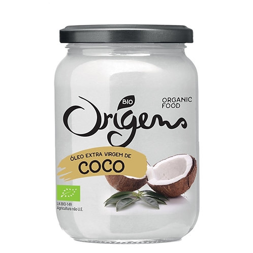 Óleo de Coco Origens Bio |200Ml