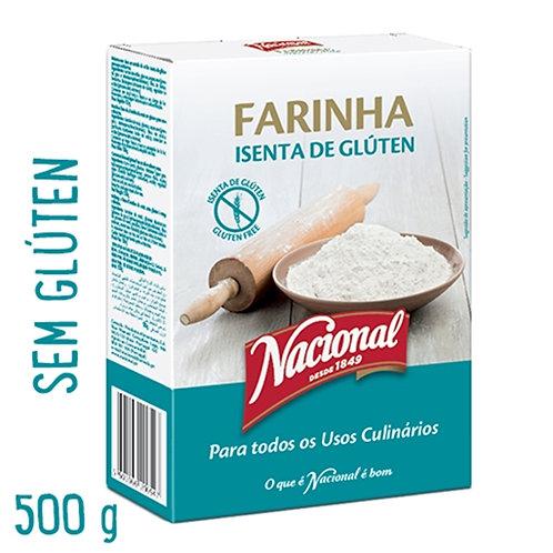Farinha sem Glúten Nacional |500gr