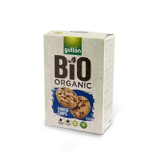 Bolachas Gullon Bio Chocochips |250gr