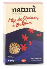 Mix Quinoa e Bulgur |400gr