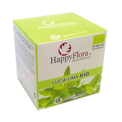 Chá Lúcia-lima HappyFlora |10un