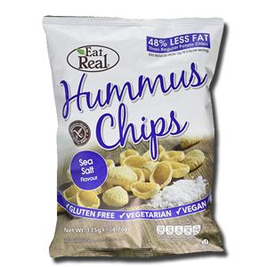 Aperitivos Hummus e Sal Marinho |135gr