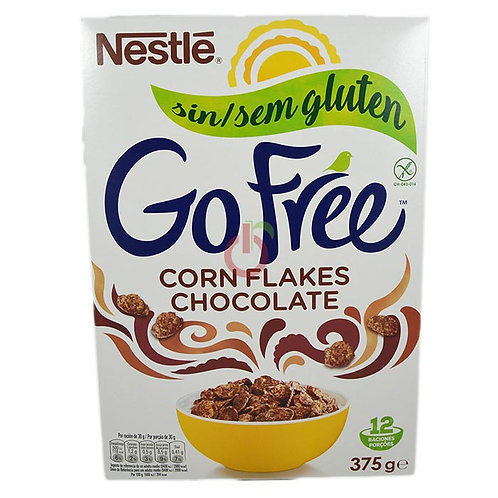 Cereais Sem Gluten Corn Flakes Chocolate Nestlé |375gr