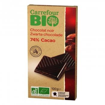Chocolate Negro 74% Cacau  100gr