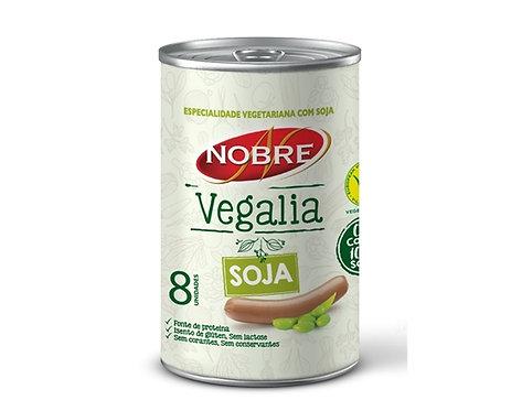 Salsicha Nobre Vegalia Soja  8un