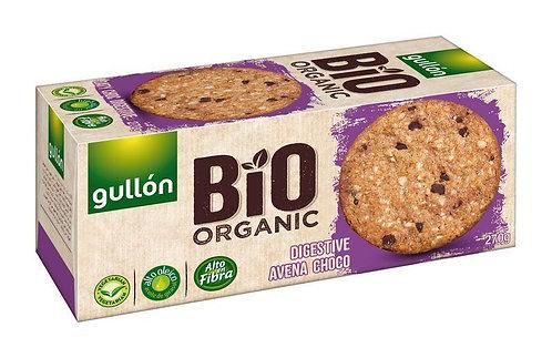 Bolachas Gullon Bio Digestivas AveiaChocolate |270gr