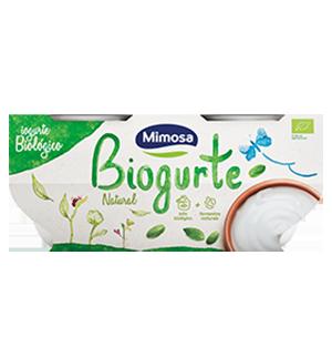Iogurte Sólido Natural Bio Mimosa emb. 4 x 115 gr