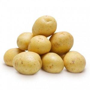 Batatas pequenas de assar  Kg