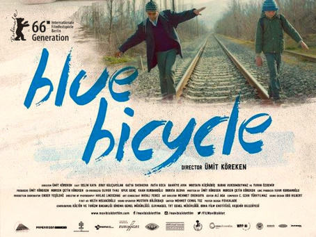 BERLINALE: Blue Bicycle im Wettbewerb Generation Kplus