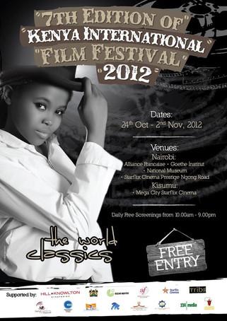 KENYA INTERNATIONAL FILM FESTIVAL: The Captain of Nakara eröffnet das Festival